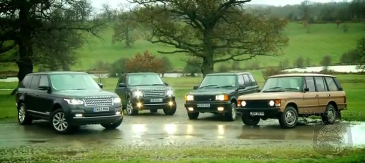 VIDEO: One Of The MOST Iconic SUVs Meets Its Ancestors
