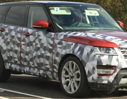 SPIED: NEW Spy Photos Of The Upcoming Range Rover Sport Set To Debut In New York
