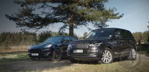CAR WARS? Does The All-New Range Rover Compete With The Porsche Cayenne? Find Out NOW