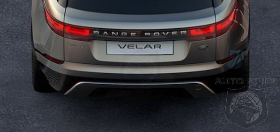 NYIAS Land Rover s Range Rover Introduces Us To Its Fourth Model The Velar X6 And GLE Here It Comes