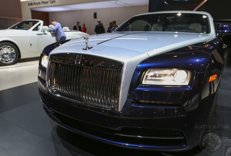 NEW YORK AUTO SHOW: Rolls-Royce's BADDEST Car Ever Comes To NYC — Is A Sporty Rolls An Oxymoron?