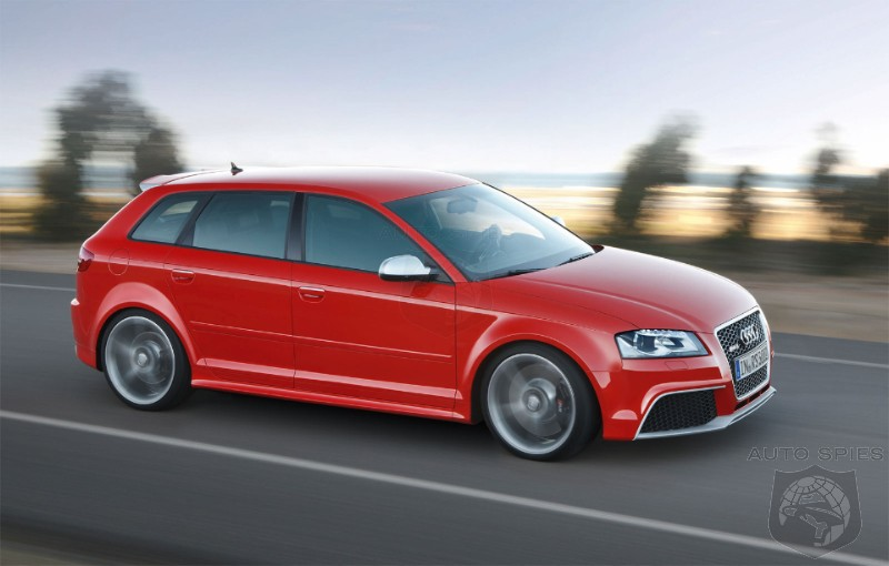 VIDEO: If I Didn't Know Any Better I'd Say These Audi RS3s Are Trying To Renact Ronin