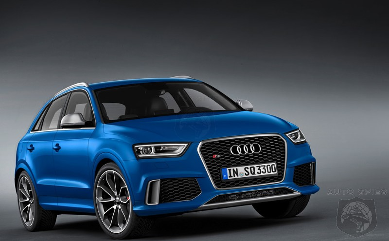 VIDEO: The FIRST Audi RS SUV Gets Its FIRST Promo Clip