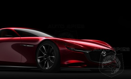 #TOKYO: IF This Marks The Return Of The Mazda RX Sports Car, What Does It NEED For YOU To Buy?
