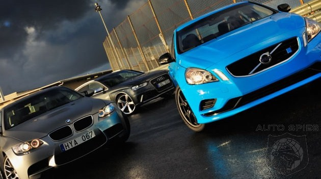 VIDEO: So, How Does Volvo's S60 Polestar Shape Up Against The Likes Of Audi's RS4 and BMW's M3?