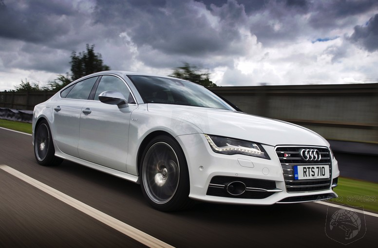 DRIVEN Audis AllNew S Gets A Rundown How Does It Fair Out - Audi all series