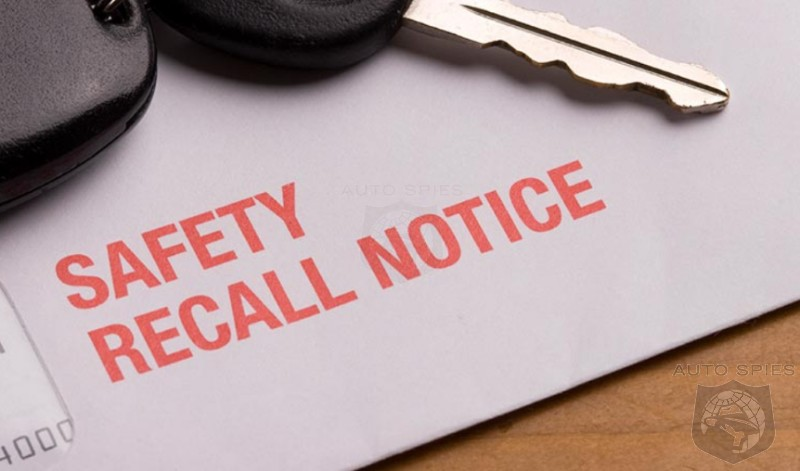Do RECALLS Impact Your Buying Decision?