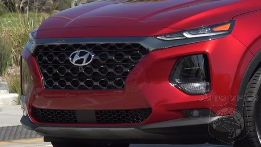 EXCLUSIVE VIDEO! Murano Killer? First Detailed Look At The 2019 Hyundai Santa Fe...