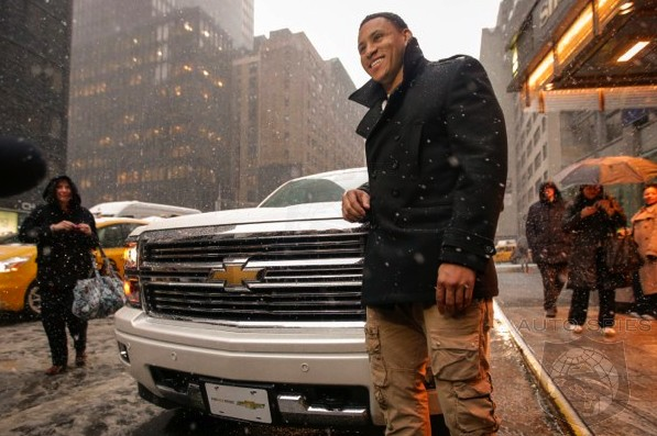 Super Bowl 48 MVP, Malcolm Smith, Is Awarded A Chevrolet Silverado — Is GM Trying To Get Ahead Of The Ford F-150?