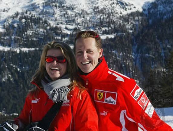 BREAKING! Formula 1 Champion, Michael Schumacher, Involved In SERIOUS Skiing Accident