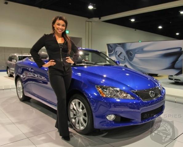 San Diego Auto Show The Fun Starts Tomorrow Autospies