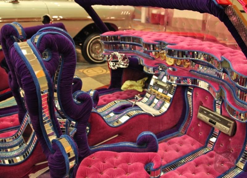 SAN DIEGO AUTO SHOW The Agents Take You For A Stroll Down Memory - San diego international car show