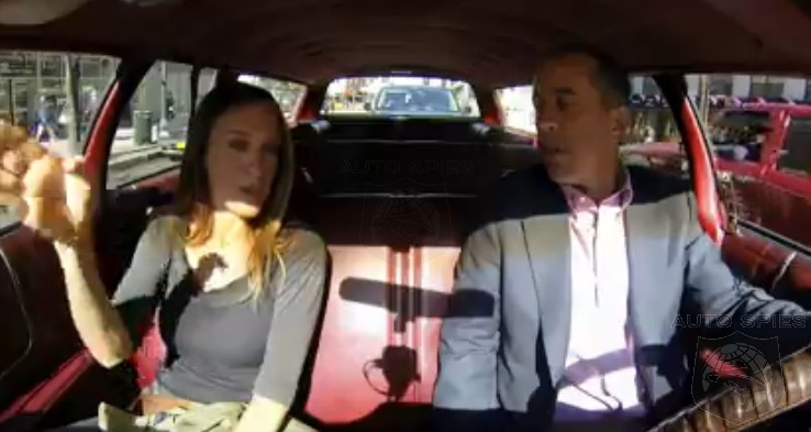 TEASED! Things Are About To Get WEIRD If You're A Fan Of Comedians In Cars Getting Coffee