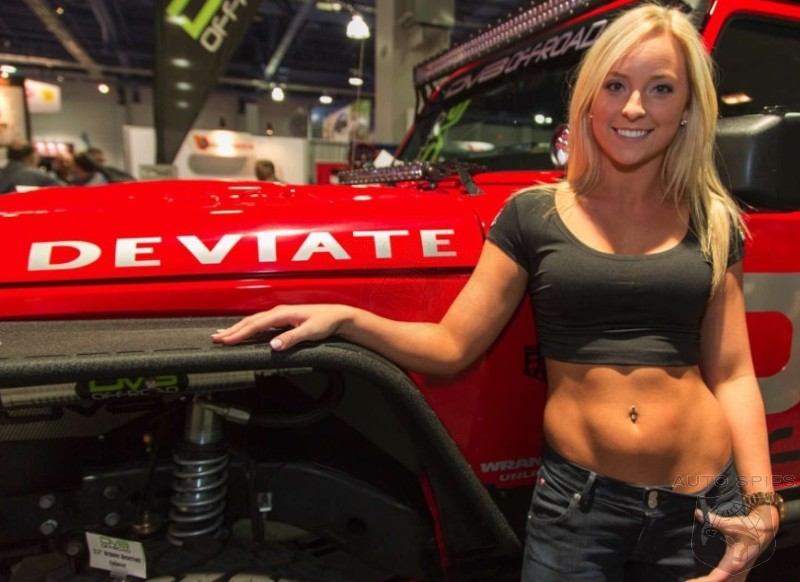 SEMA The Agents 2016 SEMA Preview Gallery Pics Are HOT HOT HOT