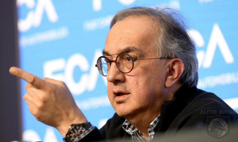 Mystery Shrouds FCA's Former Chief Executive, Sergio Marchionne, And His Health — Was He Possibly PUSHED Out?