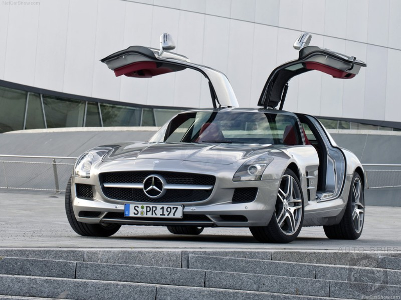VIDEO: 0-60 With A Mercedes-Benz SLS & Dodge Viper ACR - AutoSpies ...
