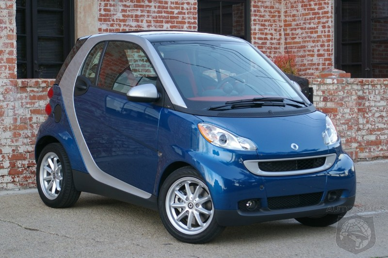 Top 10 Small Practical Fun And Cool Pure City Cars