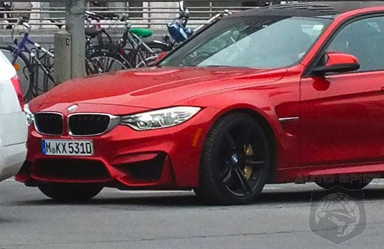 SPIED: BMW's All-New M3 Sedan SPOTTED In Sakhir Orange For The FIRST Time — STUD or DUD?