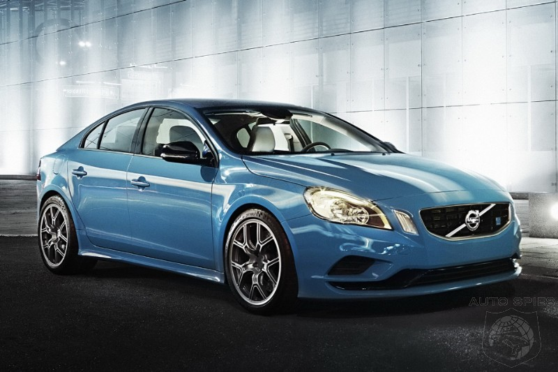 LA AUTO SHOW: So, What Exactly Is Volvo Up To With Its S60 Polestar Concept?
