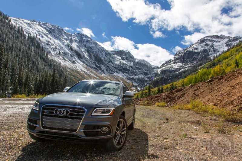 Live First Real Life Photos Of The New 2014 Audi Sq5 Autospies Auto News