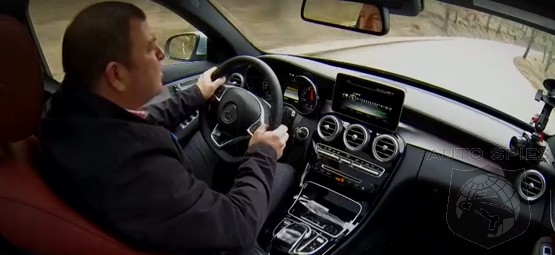 DRIVEN VIDEO Can The All New 2015 Mercedes Benz C Class Be Crowned KING Of The Castle