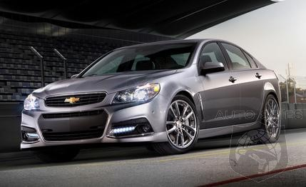 Is The Chevrolet SS Price TOO Steep For Success?