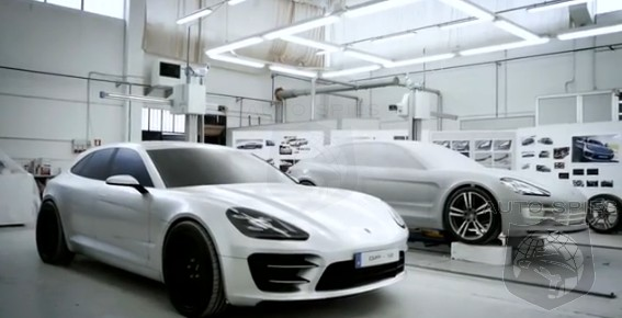 VIDEO: Dig The Porsche Panamera Sport Turismo? We've Got A Special, In-Depth Look Into Its Design