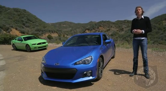 CAR WARS! 2013 Subaru BRZ Goes HEAD-To-HEAD With The 2013 Ford Mustang V6, WHO Gets The Crown?