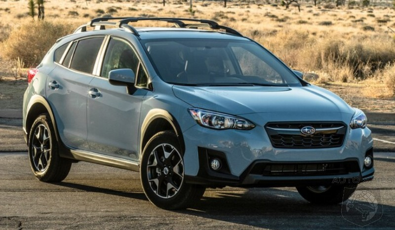 RECALL ALERT: Over 250K Subaru Ascent, Crosstrek, Forester And Impreza Vehicles MAY Lose Power