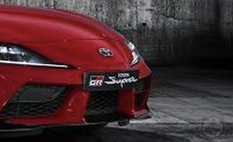 #NAIAS: LEAKED! FIRST Official Pictures Of The All-new, 2020 Toyota Supra