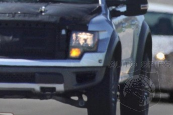 SPIED: FIRST Spy Pics Emerge Of The All-New, ALUMINUM Ford F-150 Raptor