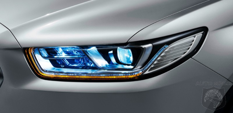 SHANGHAI MOTOR SHOW Ford Unveils The 2016 Taurus In China Is THIS What We ll Be Getting In The States