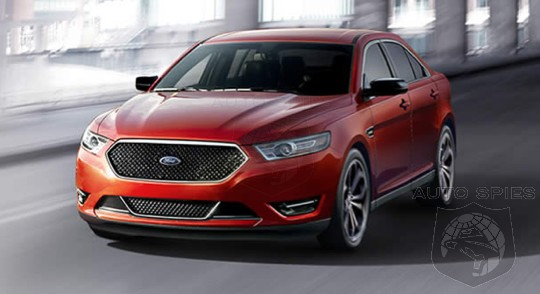 AWESOME or AWFUL? If Ford KILLED The Taurus, Would That Be A GENIUS Move Or A Poor Decision?