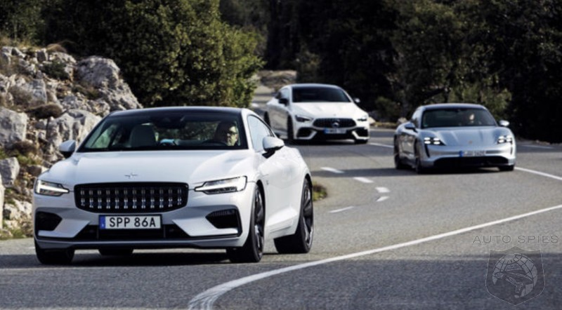 CAR WARS! Who Gets The WIN In This Unlikely Trio? Mercedes-AMG GT63 S vs. Porsche Taycan vs. Polestar 1