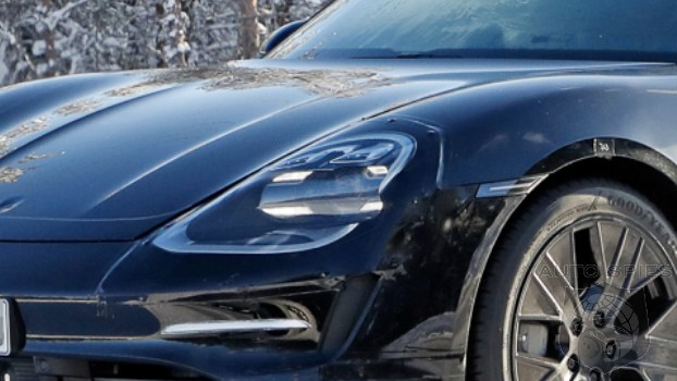 SPIED: Do YOU Like The Porsche Taycan Better As A Sedan OR In Sport Turismo Form?
