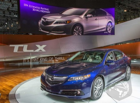 OFFICIAL: The All-New 2015 Acura TLX Gets PRICED — Is This Acura's SAVIOR Or A FLOP Waiting To Happen?