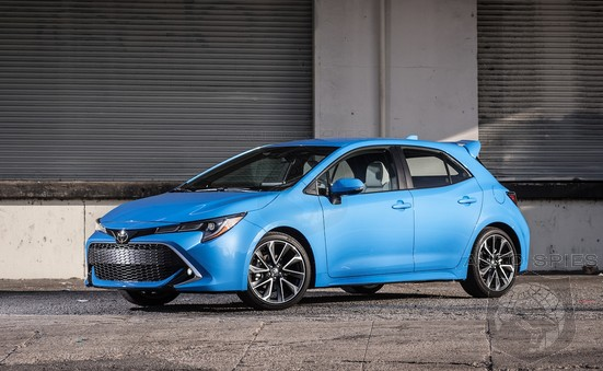 DRIVEN + VIDEO: Does The All-new Toyota Corolla Hatchback ...