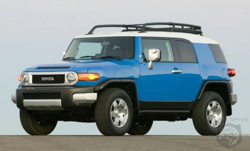 Did Toyota Make A HUGE Mistake Discontinuing The FJ Cruiser Now That The Segment Is Hotter Than Ever