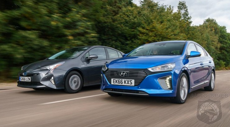The Toyota Prius And Hyundai Ioniq Square Off Which Green Car Is Best