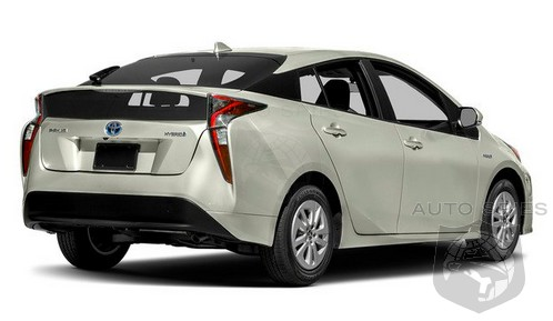 WHY Is It That The Toyota Prius HAS TO Look Like...A Toyota Prius?