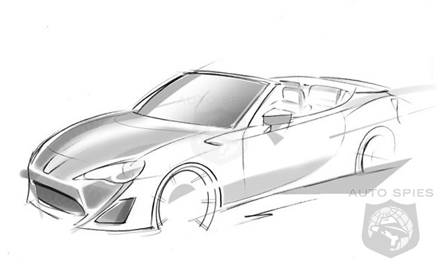 YOU Decide: Should Toyota BUILD The Toyota FT-86 Open Concept?