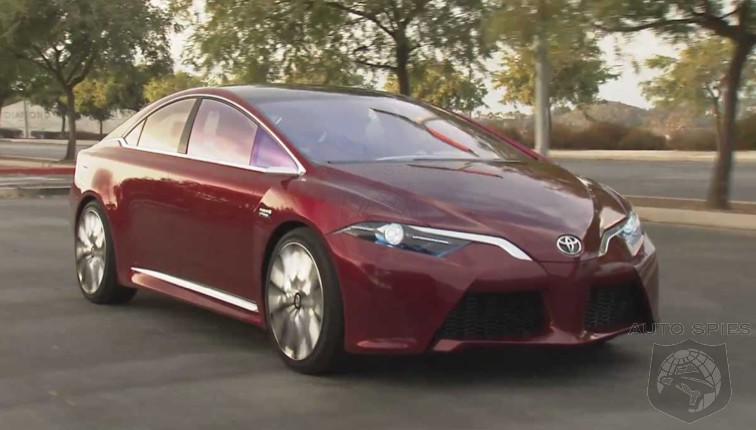 How Did Toyota Go From The NS4 Concept To The Fourth Gen Prius Did The Company Make A MISTAKE Or GENIUS Design Call