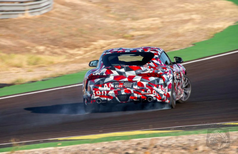 DRIVEN + VIDEO: So, What's The All-new Toyota Supra REALLY Like?