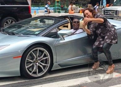 Tracy Morgan Steps Up His Car Game In A BIG Way — Adds One Of The Ultimate To His Fleet