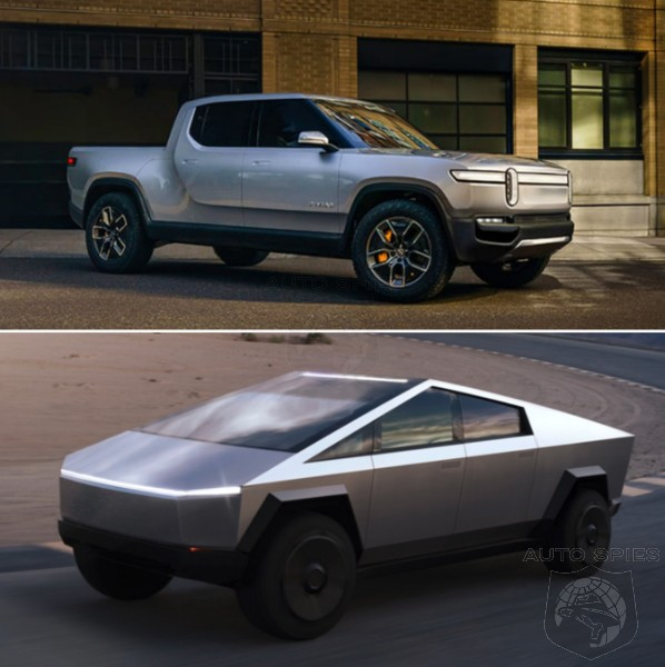 TRUCK WARS! IF The Rivian And Cybertruck Went On Sale TODAY, Which Would YOU Choose?