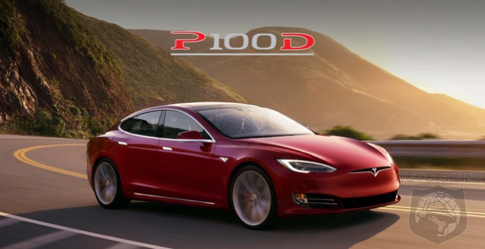 OFFICIAL Tesla s Model S And Model X Get FASTER And More Miles Charge With The P100D