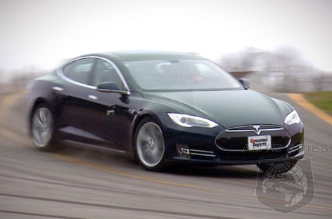 Tesla S Stock Gets Rocked After Consumer Reports Withdraws