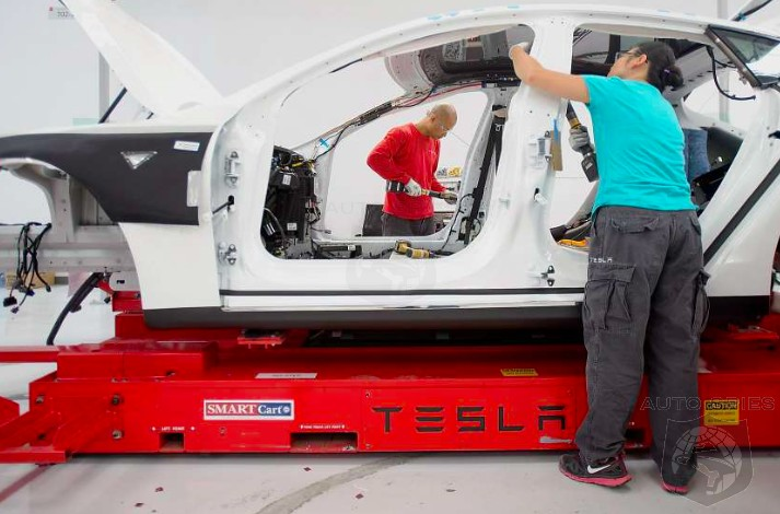 Does Tesla Have An Unhealthy Work Environment OR Are The Unions Working Their Magic? U.S. Labor Board Files Complaint...