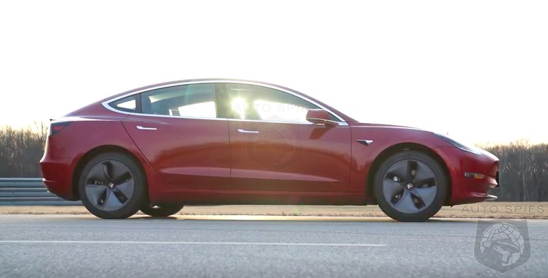 DRIVEN + VIDEO: Consumer Reports Gives Us Its FIRST Impression Of The Tesla Model 3 — What's It Mean To YOU?
