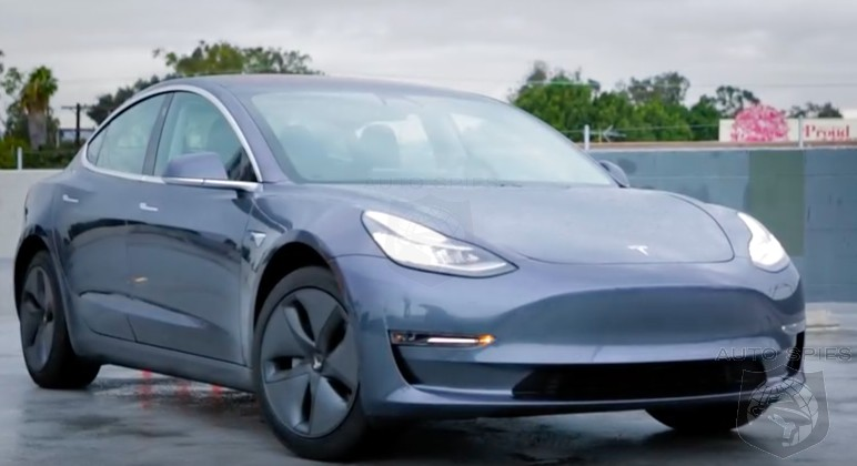 DRIVEN + VIDEO: Edmunds Gets Its Hands On A Tesla Model 3 — Watch The VERDICT, Now!